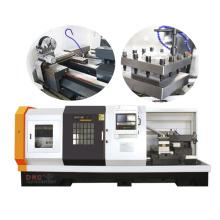 Taiwan Heavy Duty Horizontal CNC Metal Lathe Price CK61125E Automatic Large Turning Tools CNC Lathe