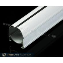 Aluminum Roman Blind Head Track with Velco