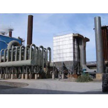 Xinjiang mine heat furnace dust collector