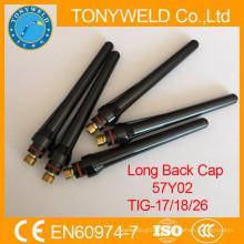 tig series welding parts welding gun wp18 /26 back cap