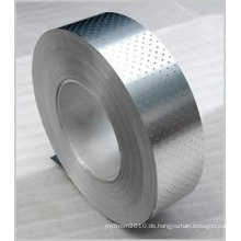 Perforierte Metallmaschenspule aus Edelstahl
