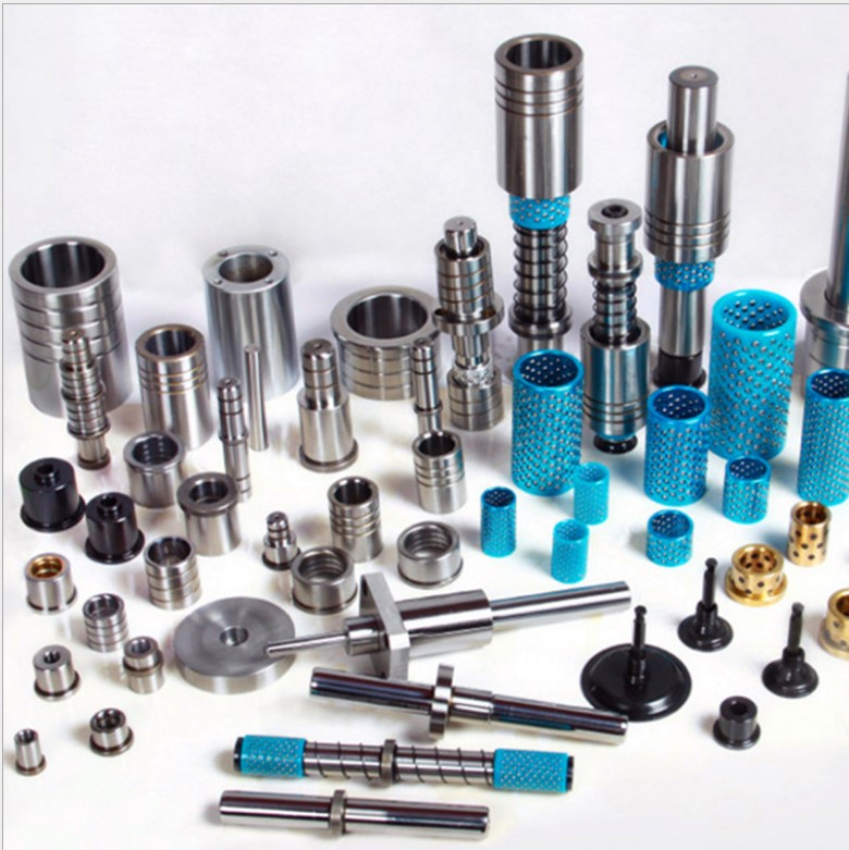 Mould Components Punch and Die Ejector Pin Sleeves