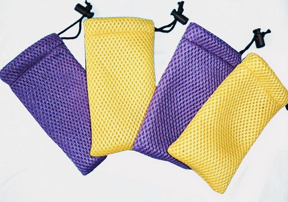 Colorful Mesh Bag