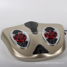 foot massager with rubber massage ball