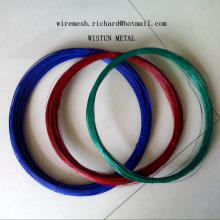 PVC Coated Iron Wire PVC Coated Binding Wire PVC Wire