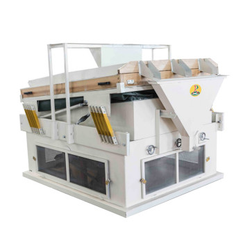 Sesame Rice Paddy Soya Destoner / Stone Removing Machine