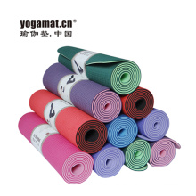 Alfombras de PVC Yoga, ejercicio esteras, esteras de gimnasio