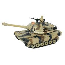Brinquedos de plástico de cor de camuflagem do soldado de tanque
