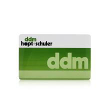 Cartes PVC à impression personnalisée RFID HF 13,56 MHz