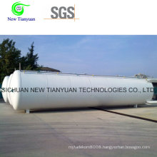 China Supplier Factory Price 30m3 Full Volume Cryogenic Tank Container