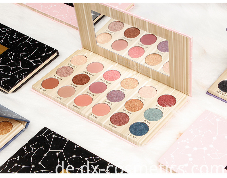 18 Color Eye Shadow 15