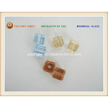 Grano de cristal cúbico (S026)