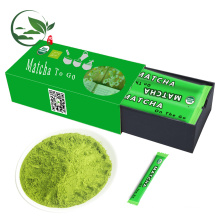 Matcha Green Tea Matcha Sticks