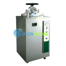 ELECTRIC-HEATED VERTICAL STEAM STERILIZE(hand round automatic)
