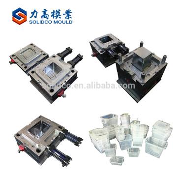 El plástico del molde del envase del proveedor de China moldea el molde del envase del cajón para la venta