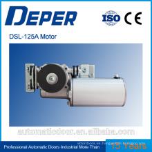 Motor de puerta deslizante automática Deper