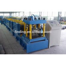z steel roof purlin profile rolling forming price/auto control c purlin machine