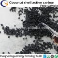 Fabrik liefern hohe Jodwert Granulat Kokosnussschalen Aktivkohle wettbewerbsfähigen Aktivkohle Preis in Indien