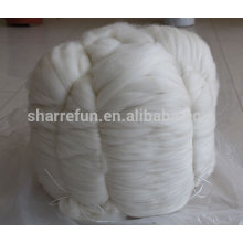 White Goat Cashmere Top with SGS