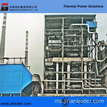 Dandang PC HT HP Pulverized Coal Fired