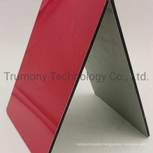PVDF Nano Fireproof ACP Acm Aluminium Composite Plate Panel for Building Wall Decoration Materials