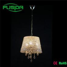 Iluminación cristalina al por mayor de la lámpara / luz pendiente