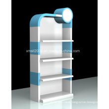 Supermarket Shelf Display Gondola Shelf Store Display Exhibition Stand (BDS-120)