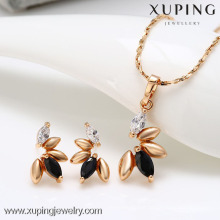 62274-Xuping Elegant Woman Jewelry Set Costume Jewelry