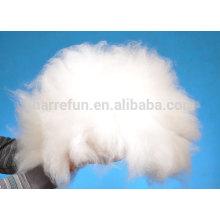 100% gewaschene dehaired kardierte Kaschmirfaser Made in China