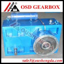 173 Single screw gearbox for extruder machine