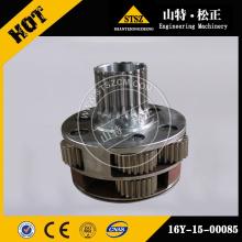 Portador de engranajes planetarios de caja de cambios SD16 16y-15-00085
