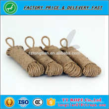 Eco-friendly natural strong jute fiber rope