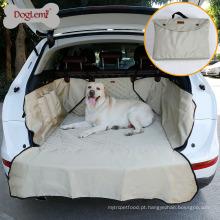 Deluxe SUV Dog Tampa de Assento Do Carro Dobrável Cão Carro Hammocks Novo Design Dog Car Mat