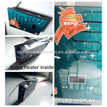 instant electrical tankless shower boiling water heater with CE certification
