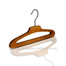 Vintage Plywood Wooden Durable Hanger for Hotel Equipment