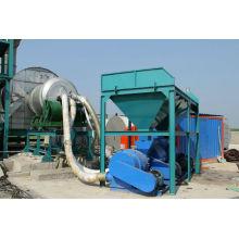 Hornilla de carbón pulverizado rotativo popular