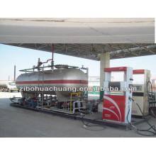 5-100 Cbm LPG Mobile Filling Station
