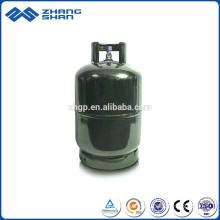 Export to Nigeria 6kg Gas Cylinder LPG Bottle with Valve