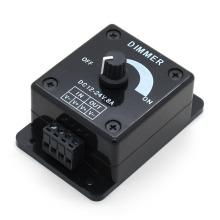 a cor preta CC 12-24V 8A conduziu o controlador do redutor