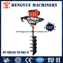 Powerful Gasoline Ground Drilling Machine