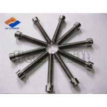 high quality GR5 titanium bike stem bolt M6*20