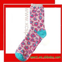 aromatic feather yarn sock