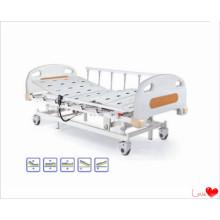 Lit de soins hospitaliers électriques de luxe
