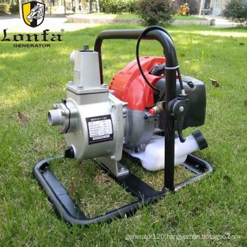 Anditiger Wp10 Two Stroke 1inch Portable Self Priming Gasoline Water Pump