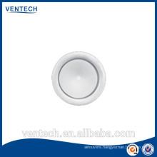 Plastic air disc valve