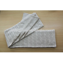 High quality cashmere knitting blanket factory china