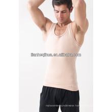 new design men seamless sports tank tops
