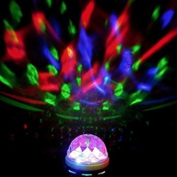 Mini lampe de soirée à économie d'énergie Disco Light
