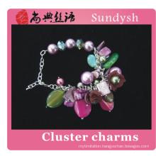 lady wedding handmade victoria fantasy handmade beaded fashion charm story changeable link bracelet jewelry