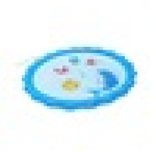 Children's Sprinkler Play Pool Pad Game Outdoor Children's Toys with Decorative Patterns of Underwater Animals